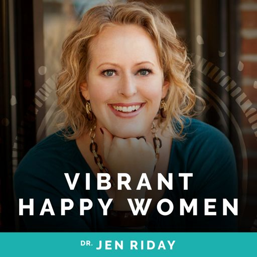 Cover art for podcast Vibrant Happy Women