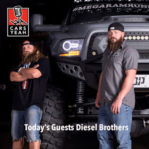 093e613c 1087: Dave Sparks and Dave Kiley star on the Diesel Brothers TV Show. from  Cars Yeah with Mark Greene on RadioPublic