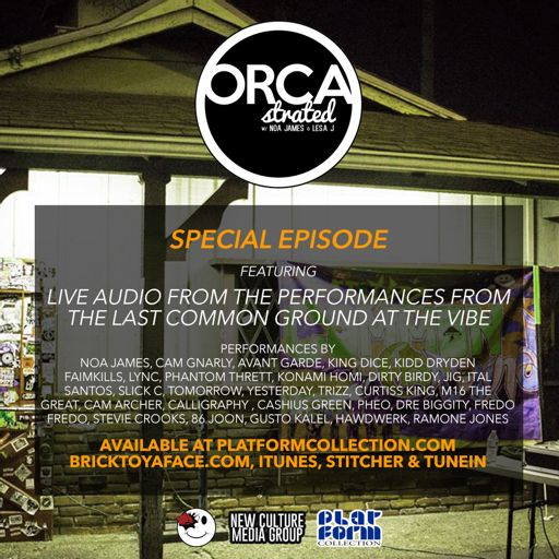 ORCAstrated Podcast Network on RadioPublic