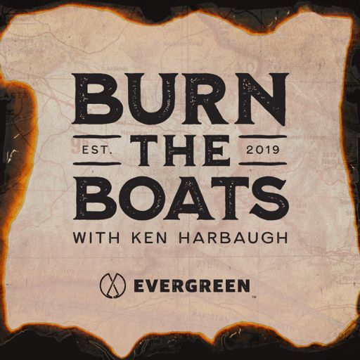Cover art for podcast Burn the Boats
