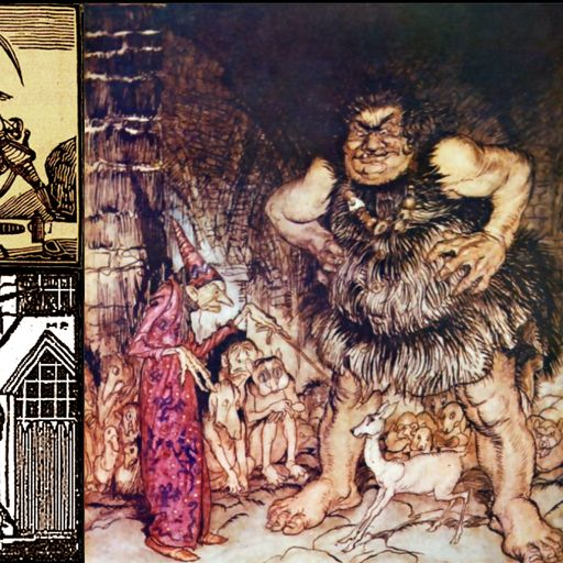 The History of Jack the Giant-Killer from The Folktale