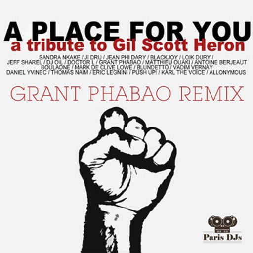 Tribute To Gil Scott-Heron - A Place For You (Grant Phabao Remix