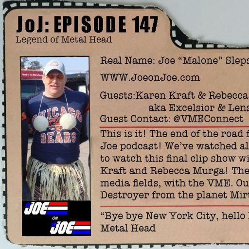 G I  Joe Ep 125: BIOK w/ Mark Silgalis from Joe on Joe - A G I  Joe