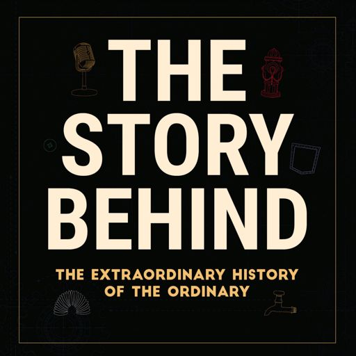 Cover art for podcast The Story Behind