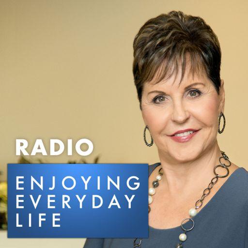 Cover art for podcast Joyce Meyer Radio Podcast