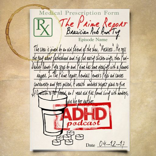 PR 5/10/17: #lessKatie from ADHD on RadioPublic