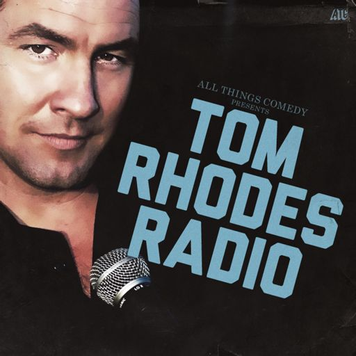 Cover art for podcast Tom Rhodes Radio Smart Camp