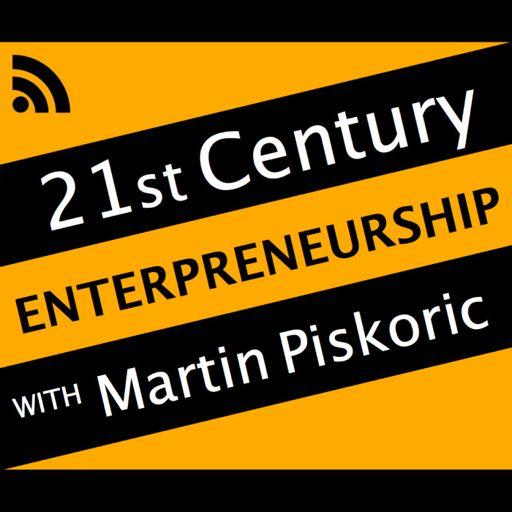 Cover art for podcast 21st Century Entrepreneurship
