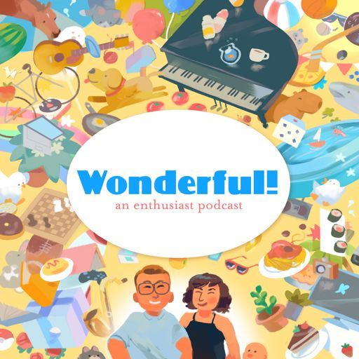 Cover art for podcast Wonderful!