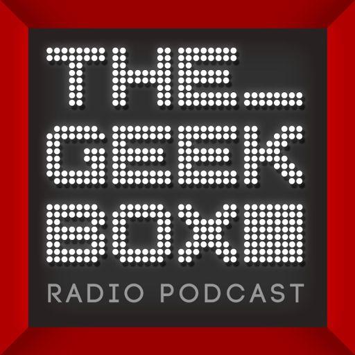 The Geekbox On Radiopublic