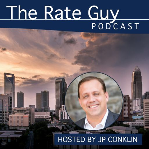 Cover art for podcast The Rate Guy