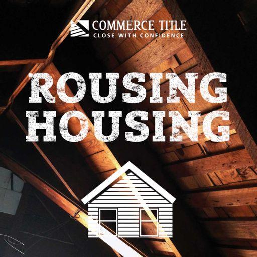 Cover art for podcast Rousing Housing