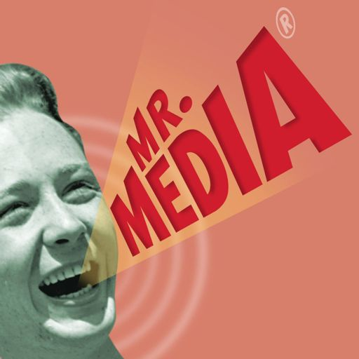 Cover art for podcast Mr. Media Interviews by Bob Andelman
