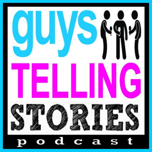 Cover art for podcast Guys Telling Stories Podcast