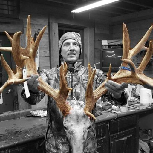 143 CHAD EUBANKS - An Argument for High Fence Hunting, Timber