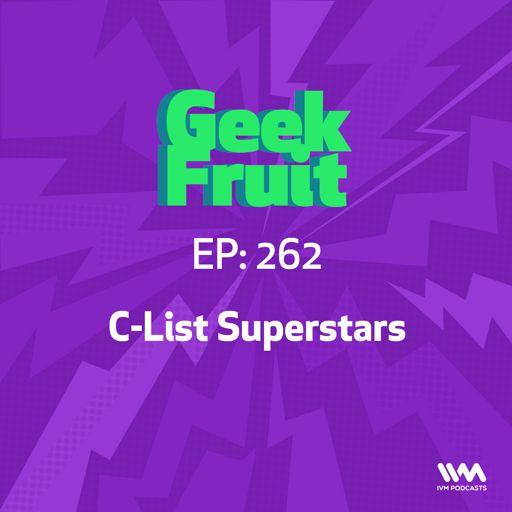 Ep  128: Geek Fruit: Origins (Special Episode) from Geek