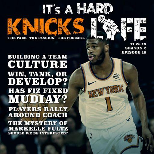 It's a Hard Knicks Life Podcast on RadioPublic
