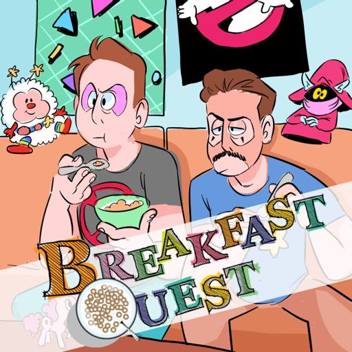 Cover art for podcast Breakfast Quest