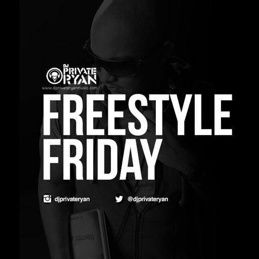 Private Ryan Presents Freestyle Fridays (Soca Fix Vol 1