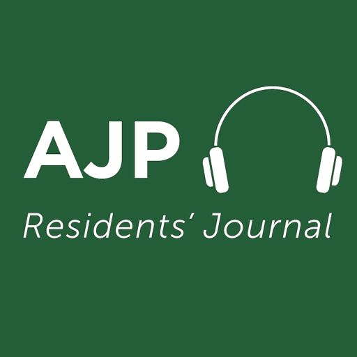 Cover art for podcast AJP Residents' Journal
