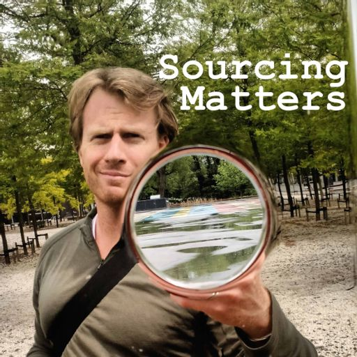 Cover art for podcast Sourcing Matters.show