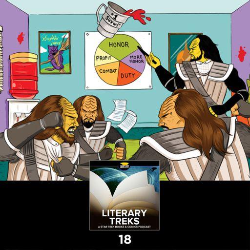18: Hab SoSlI' Quch! from Literary Treks: A Star Trek Books