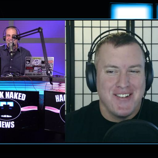 Hack Naked News #185 - August 21, 2018 from Paul's Security Weekly