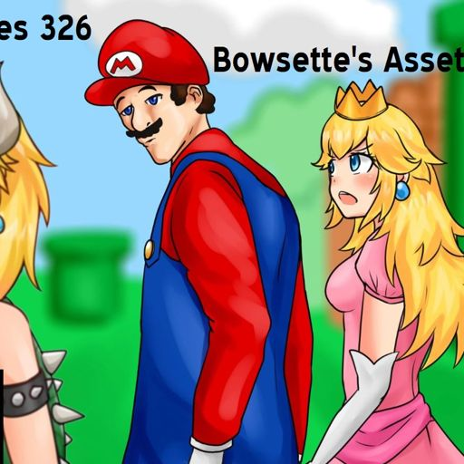 Born in the Eighties 326: Bowsette's Assets from Born in the