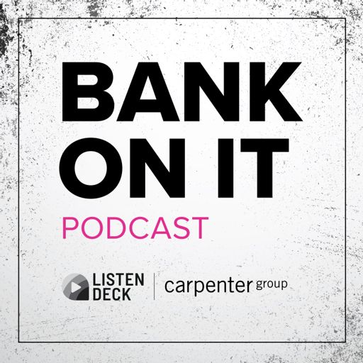 Cover art for podcast Bank On It