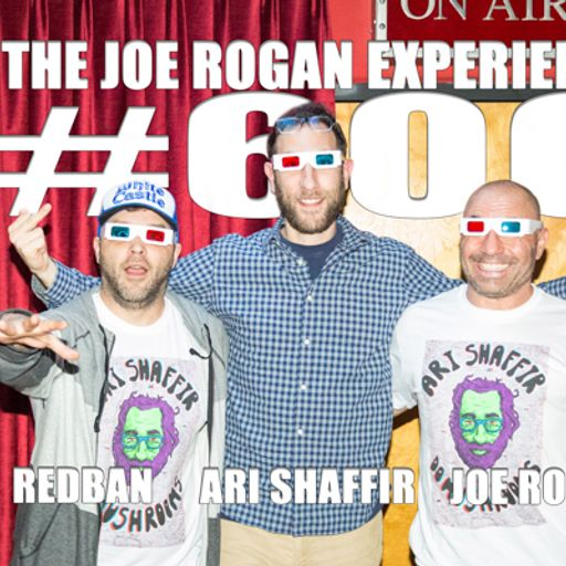 34f20fa2e82e  600 - Ari Shaffir from The Joe Rogan Experience on RadioPublic