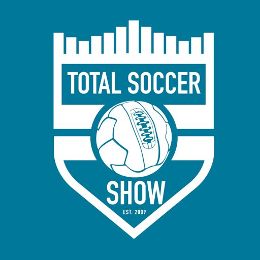 Cover art for podcast Total Soccer Show: USMNT, Champions League, EPL, and more ...