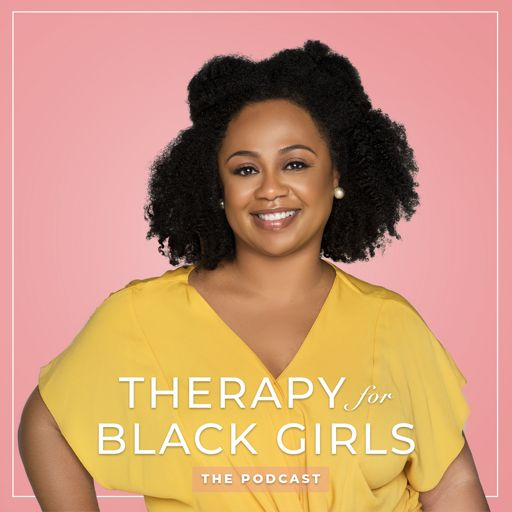 Cover art for podcast Therapy for Black Girls