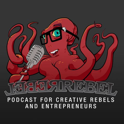 Cover art for podcast REBELREBEL the Podcast