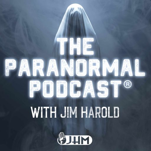 Cover art for podcast Paranormal Podcast with Jim Harold