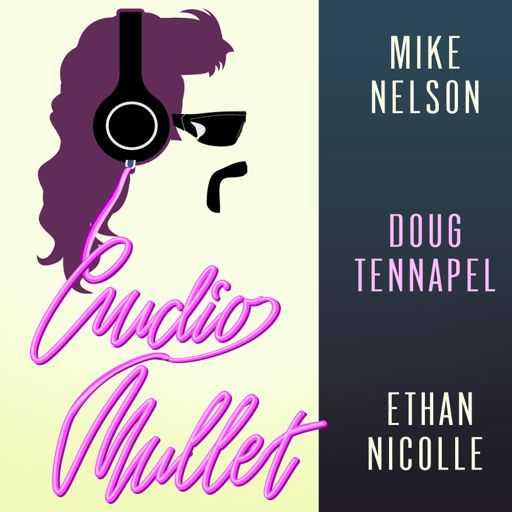 Cover art for podcast Audio Mullet