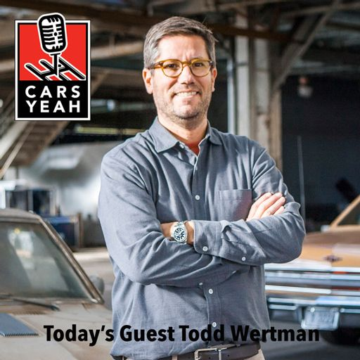 f5d17eb4d48 1046: Todd Wertman is a partner at European Collectibles in Costa Mesa, CA.  from Cars Yeah with Mark Greene on RadioPublic
