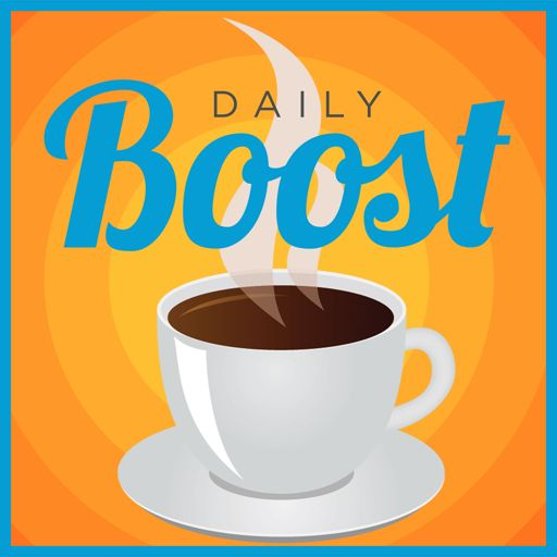 Cover art for podcast Daily Boost | Daily Coaching and Motivation