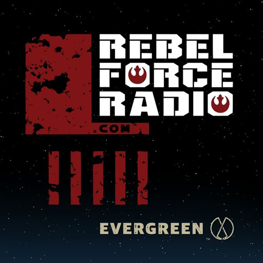 Cover art for podcast Rebel Force Radio: Star Wars Podcast