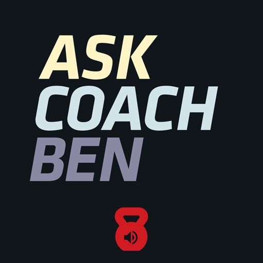 Cover art for podcast Coach Ben Podcast