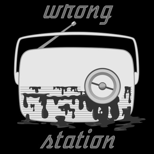 Cover art for podcast Wrong Station