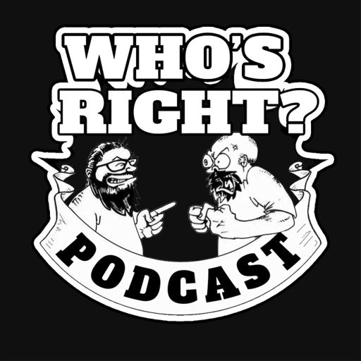 Cover art for podcast Who's Right?