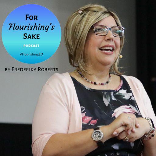 Cover art for podcast For Flourishing's Sake