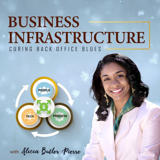 Cover art for podcast Business Infrastructure - Curing Back Office Blues