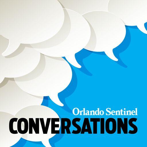 Cover art for podcast Orlando Sentinel Conversations
