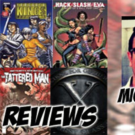 14e5640f58 Episode 334 - BookExpo America w  Jeremy Atkins (Dark Horse Comics ...
