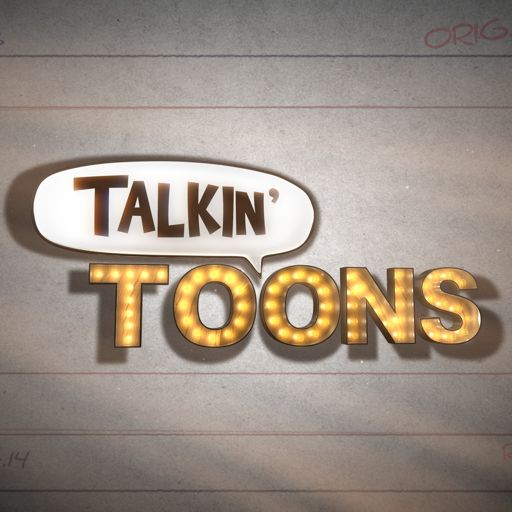 Cover art for podcast Talkin' Toons with Rob Paulsen