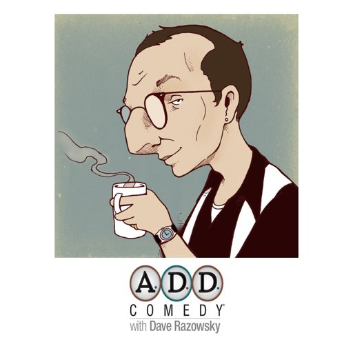 Bob Kodzis Helps Me Breathe from A D D  Comedy with Dave Razowsky on