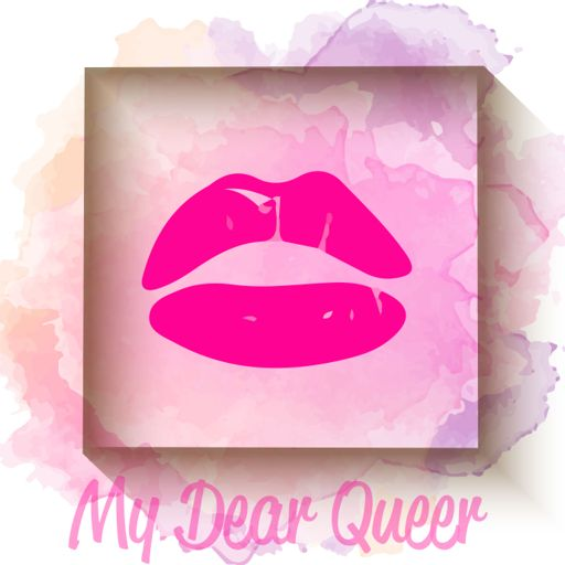 Cover art for podcast My Dear Queer