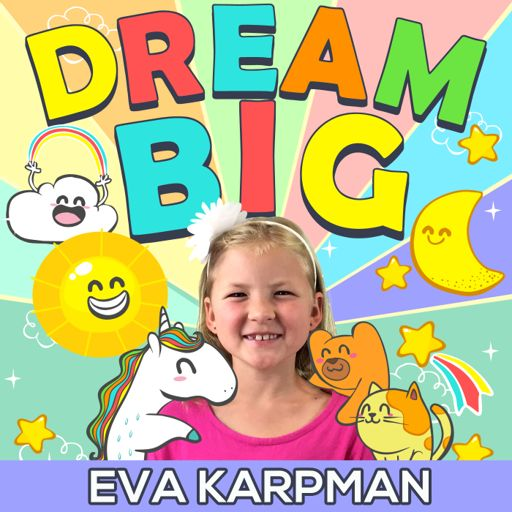 Cover art for podcast Dream Big Podcast