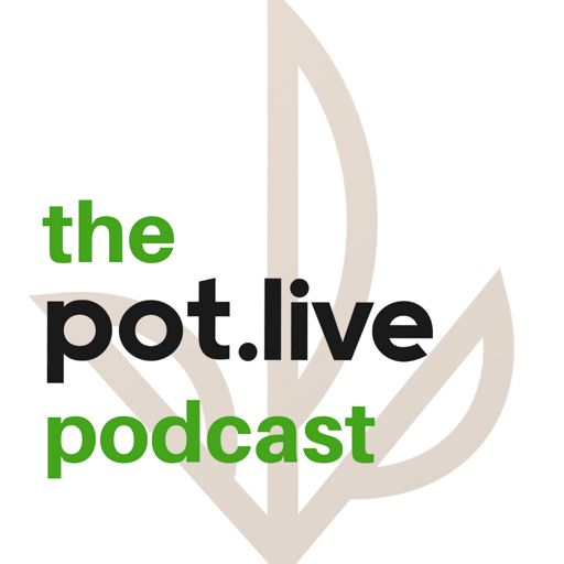 Cover art for podcast The Pot.Live Podcast